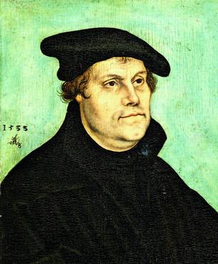 Martin Luther Theologe