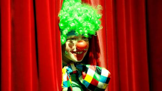clown, zirkus. Foto: Mathijn01, pixabay